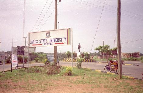 Университет в Лагосе