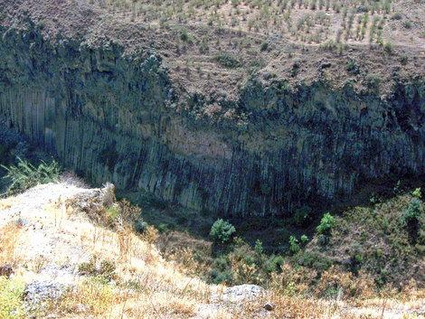 Каньон реки Азат.