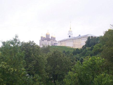 Владимир-2008, вид на Успенский собор