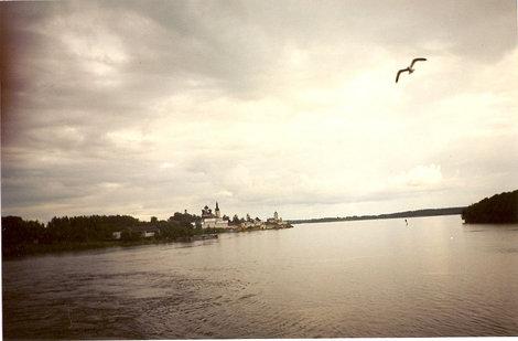 Горицы (Вологодская обл.) -1998 (скан с пленочной фотографии)