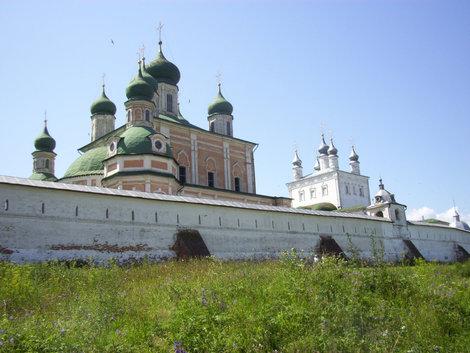 Переславль-Залесский-2009, Горицкий монастырь