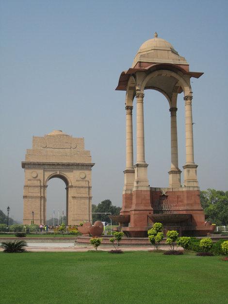 Дели. Ворота Индии
