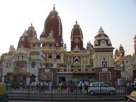Дели. Храм Лакшми-Нараян