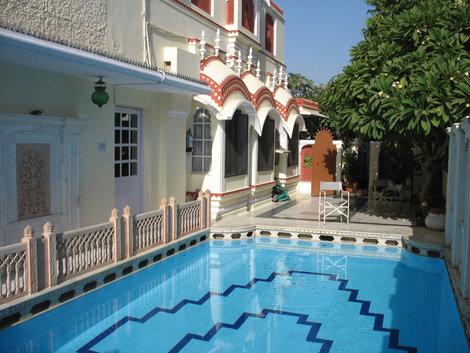 Джайпурский отель «Madhuban».