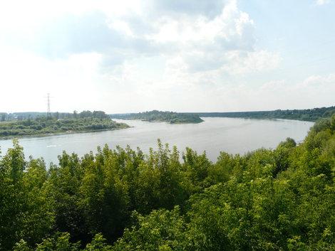 Речной Касимов