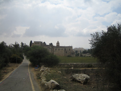 грузинский монастырь