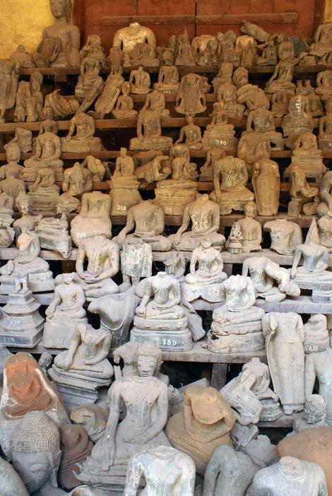 Будды в запаснике