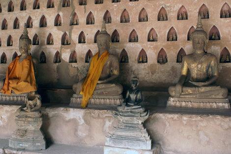 Будды, Ват Сисакет