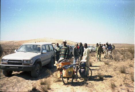 Пустыня Ангола