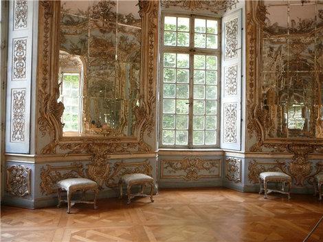 Зеркальный зал Амалиенбурга