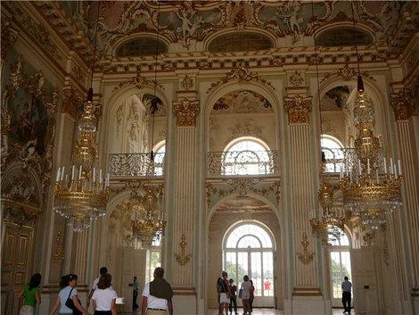 Парадный зал Нимфенбурга