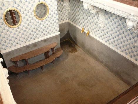ванная комната в Баденбурге