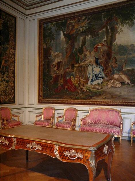 Зал для аудиенций(Нимфенбург)