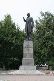 Памятник В.Г.Белинскому.