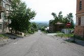 Таких вот улиц, ведущих то с горы, то в гору в Пензе много.