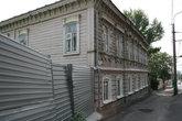 Старый дом на улице Калинина.