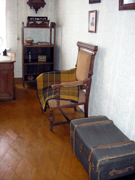 Комната, в которой жил Федор Шаляпин