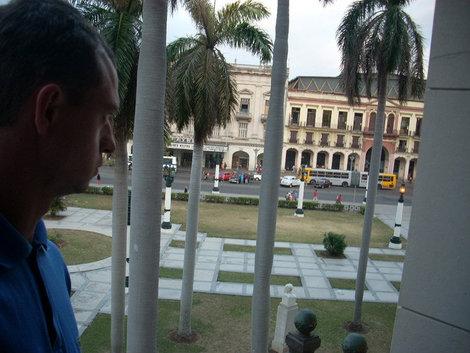 Вид с отеля:)