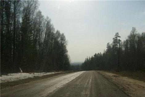 Дорога в республику.