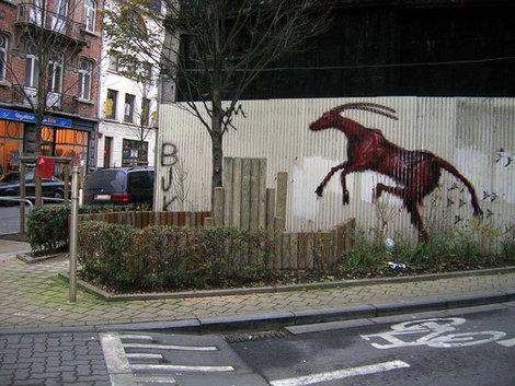 Местное графити