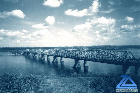 Мост Зеленодольска