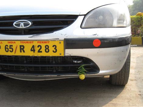 талисман на машине обязателен!