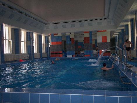 СПА: бассейн