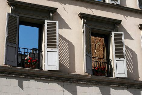 окна Флоренции