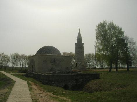 Типично древнеболгарские (волжские) постройки