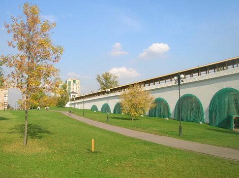 Общий вид акведука