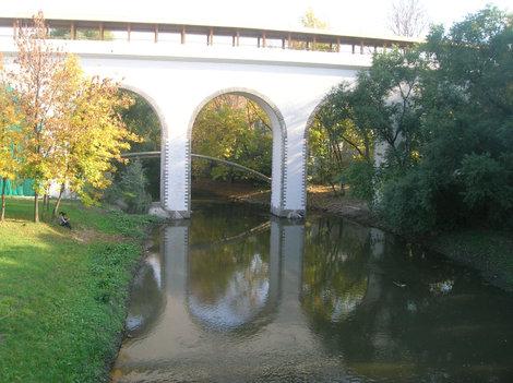Акведук над Яузой