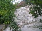 Дорога с горы Артёма