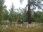 Памятник заблудившемуся геологу