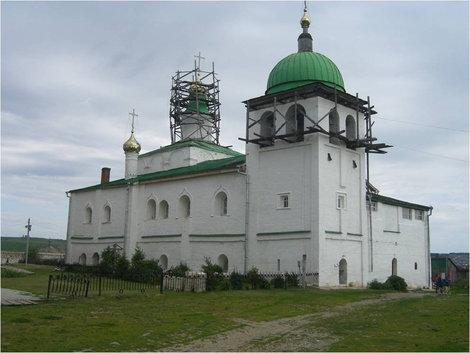 Церковь Сергия Радонежско