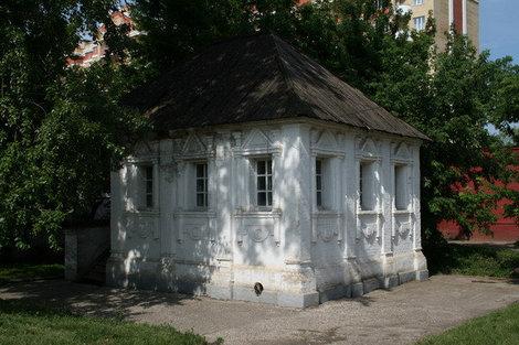 Дом вдовы саранского воеводы.