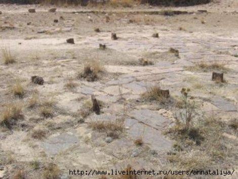 Древнее кладбище в Туле