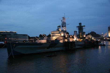 вечерняя Темза