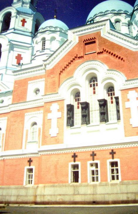 Спасо-Преображенский собор — краса и слава Валаама