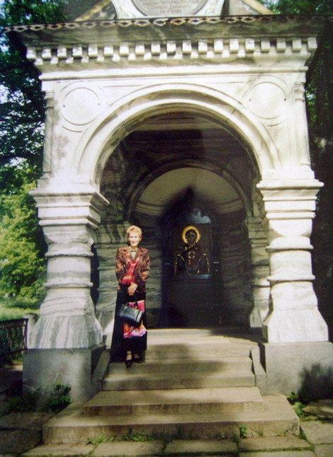 Спасо-Преображенский монастырь. Знаменская часовня (1865 г.)