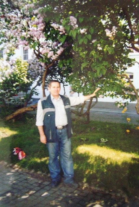 В конце июня на Валааме буйно цветет сирень