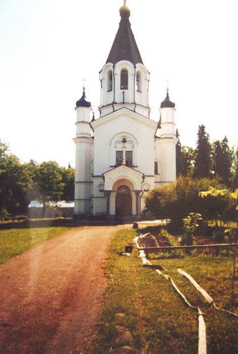 Скит Всех Святых — первый монастырский скит на Валааме. Всехсвятская церковь