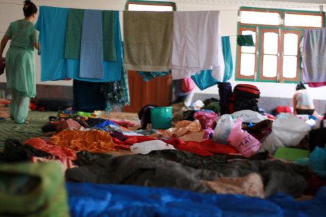 жизнь в ашраме Бабаджи