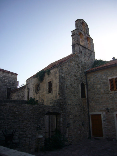 Церковь в Цитадели Старого города