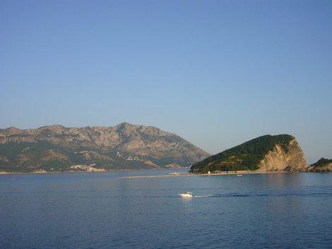 Вид с Цитадели на остров Святого Николы