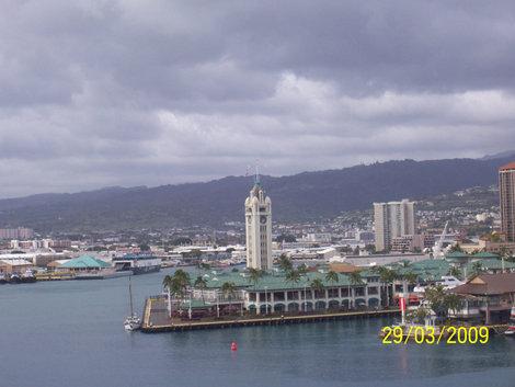 Гонолулу-общий вид