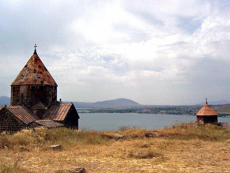 Севанский монастырь