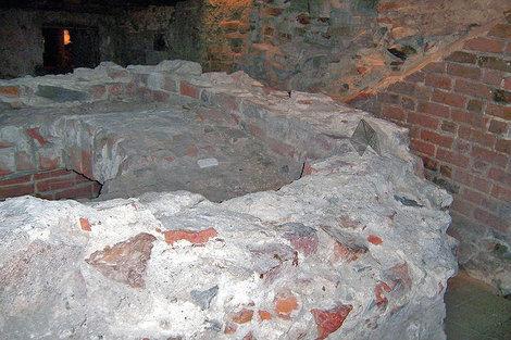 Части средневекового города