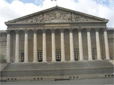 Здание Бурбонского дворца