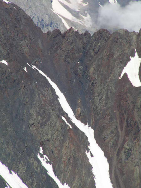Перевал Камчатский — самый простой путь к леднику Зайгелан