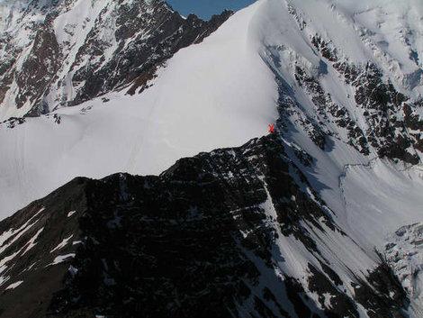 Перевал Цата — начало маршрута